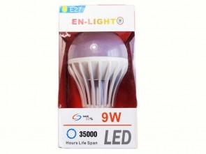 LED 9W E27 lampa