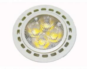 LED Stockholm GU 10 varmvit, 300 lumen, 4x1W