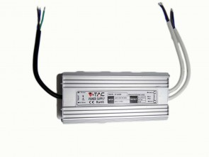 LED DC transformator 12V, 60W, 5A, utomhus