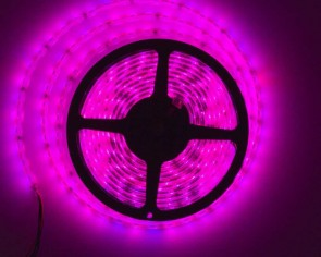 5m LED slinga, 14.4W/m, RGB, IP68, 60xLED/m