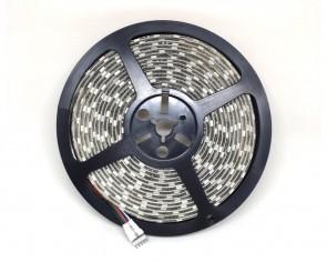5m LED slinga, 14.4W/m, RGBW, ovanpåsikt