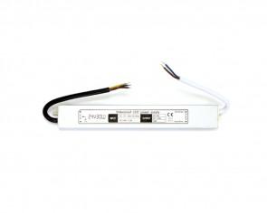 LED drivdon IP76, 24V, 30W