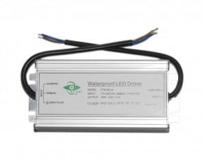LED DC transformator, 24V, 60W, 2.5A, utomhus