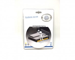 Sovalight (tm) - enkelsäng LED paket med rörelsedetektor