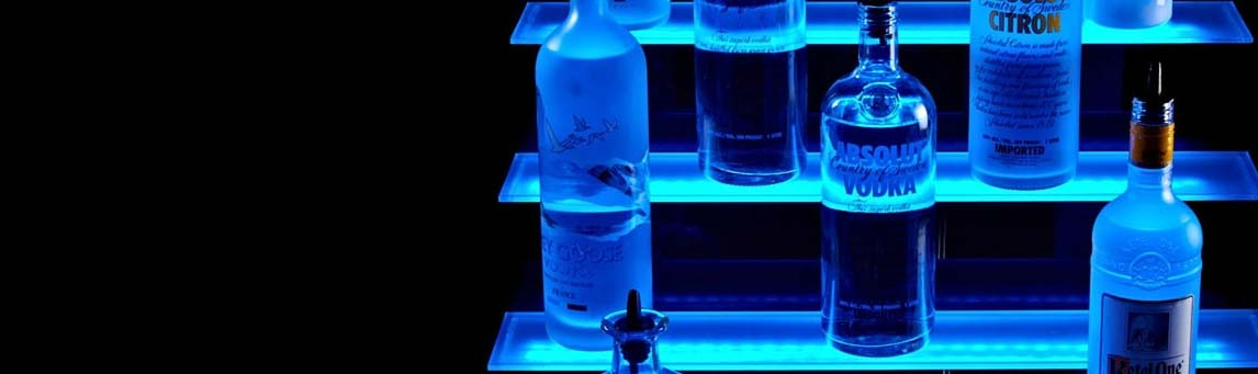 Design med LED slingor