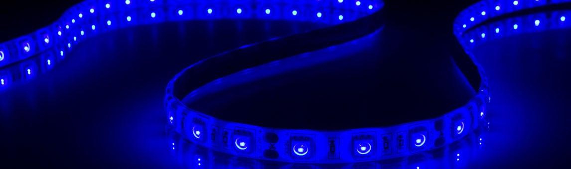 LED slingor är flexibel